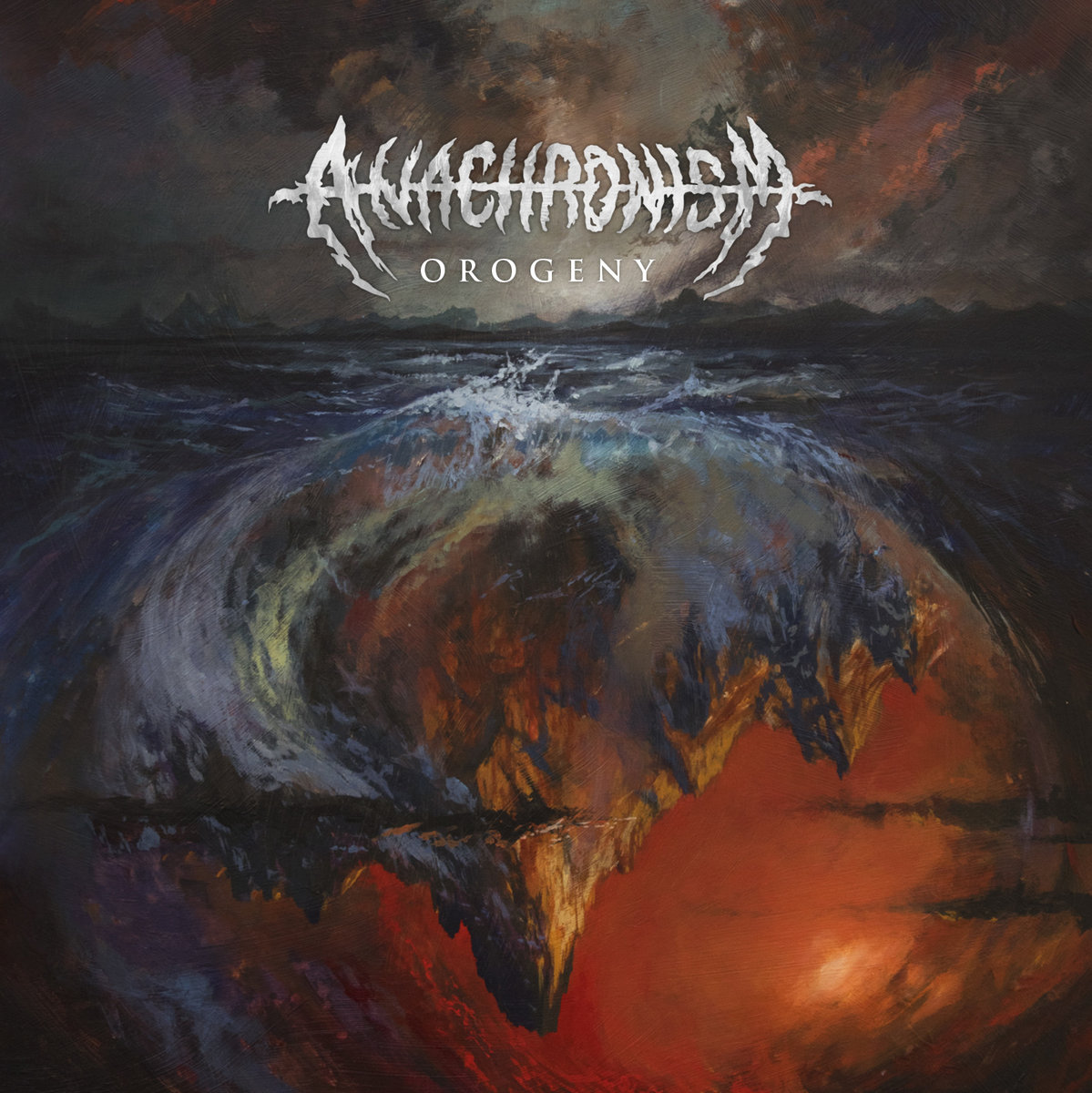 Anachronism - Orogeny (album cover artwork)