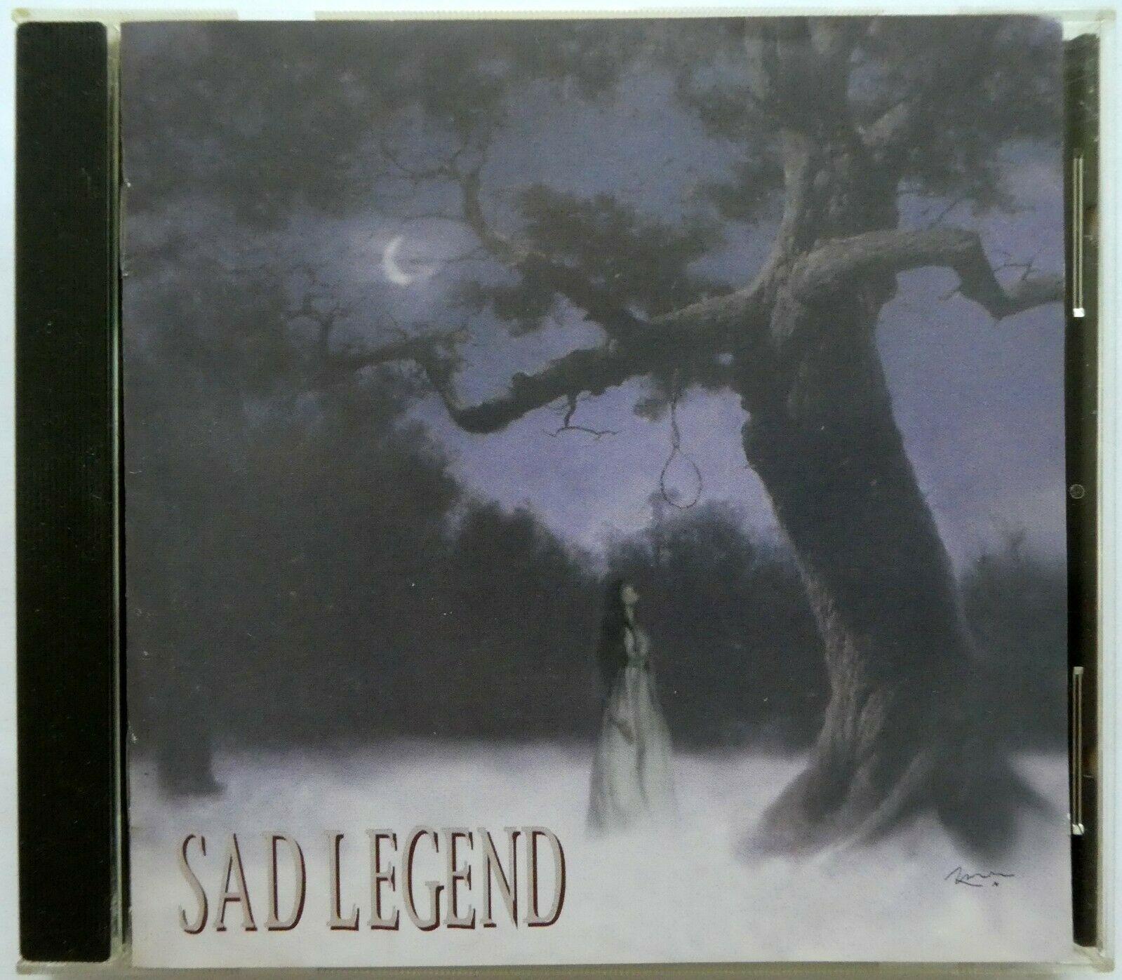 Sad Legend - Self-titled album cover