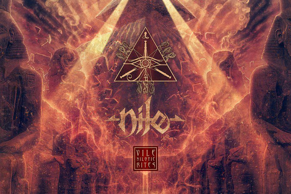 Nile - Vile Nilotic Rites