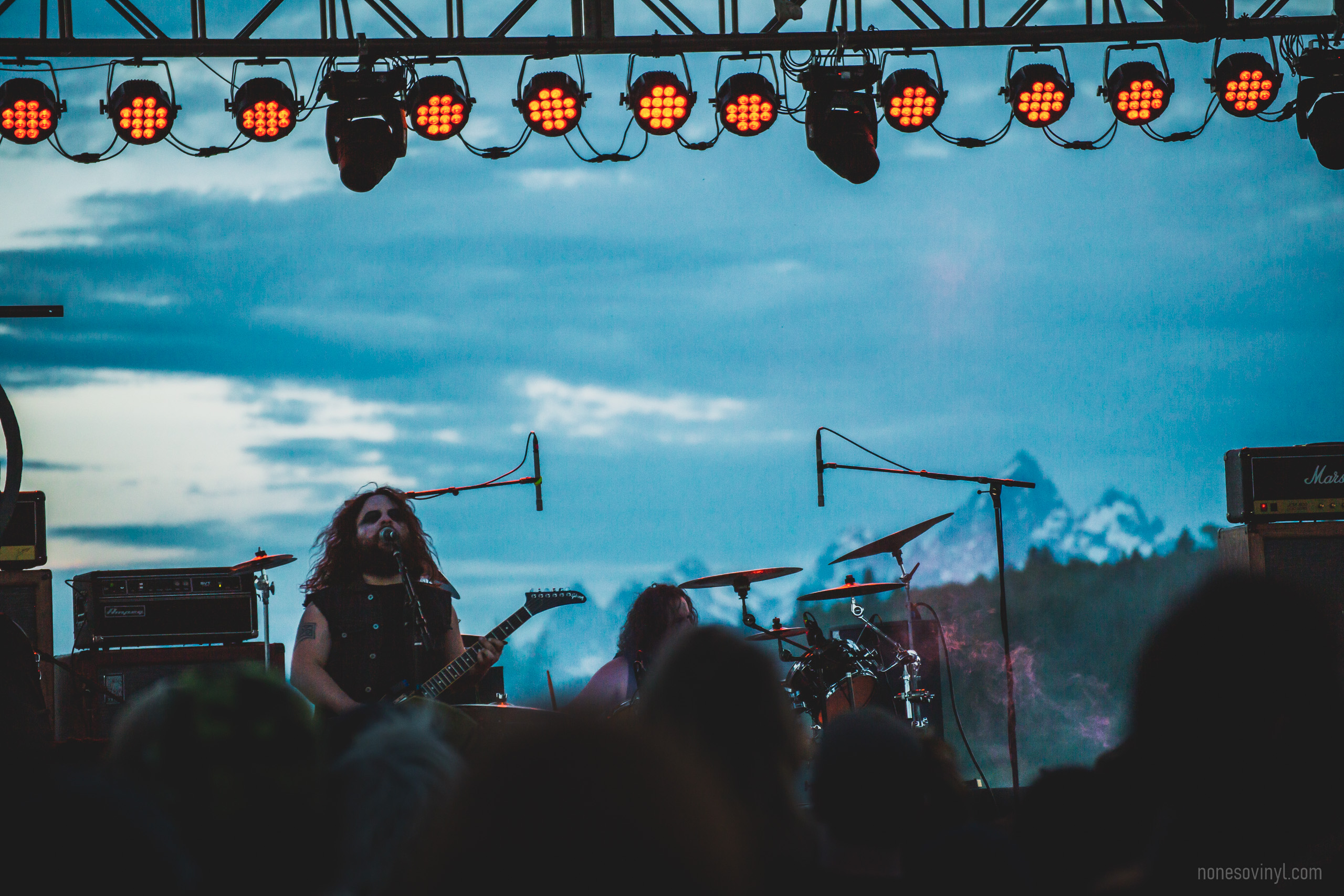 Wolves in the Throne Room at Fire in the Mountains 2019